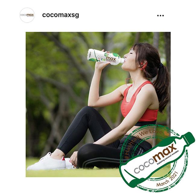 Hashtag We Love – March 2021 @cocomaxsg