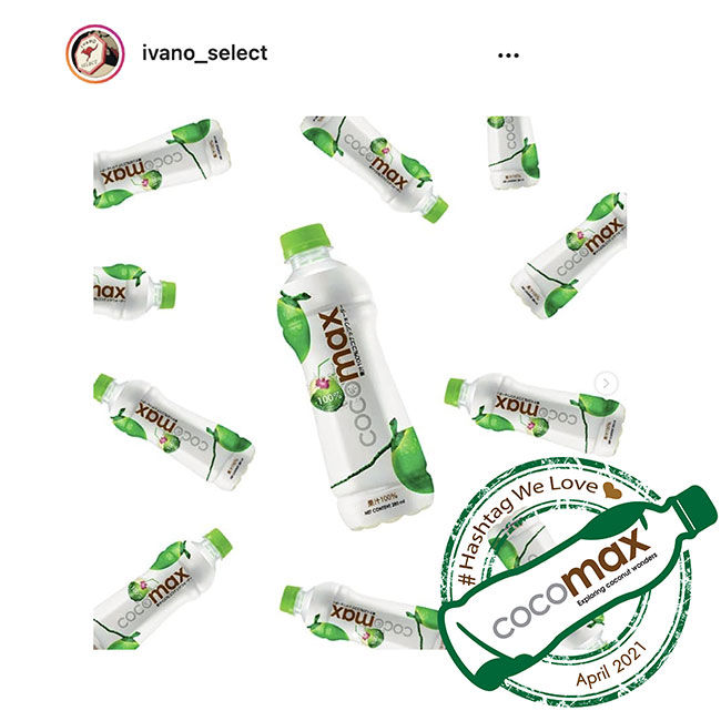 Hashtag We Love – April 2021 @ivano_select